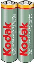 Pack OF 2 2100 AA NMH Rechargeable Batteries (charger not included)