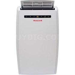 MN10CESWW 10,000 BTU Portable Air Conditioner/Remote Control - White- OPEN BOX