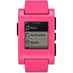 Smart Watch for iPhone and Android Devices - Pink (301PK)