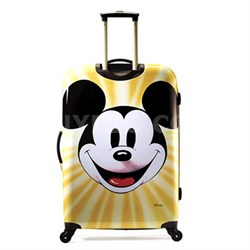 """67611-4759 28"""" Hardside Spinner - Mickey Mouse Face"""