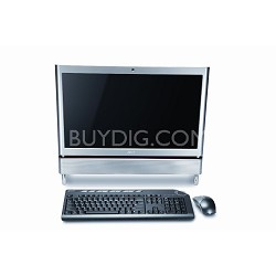 AZ5700-U2102  Intel Core i3-540 Processor All-in-One Desktop (Silver)