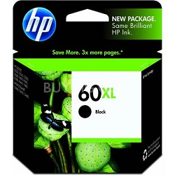 60XL Black Ink Cartridge