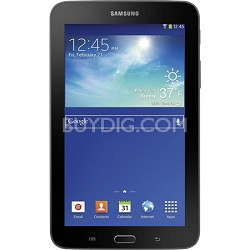 "Galaxy Tab 3 Lite 7.0"" Black 8GB Tablet - 1.2 GHz Dual Core Processor"