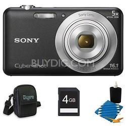 DSCW710 16 MP 2.7-Inch LCD Digital Camera Black Kit