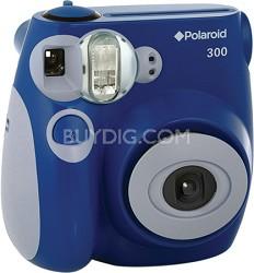 300 Instant Camera, Blue