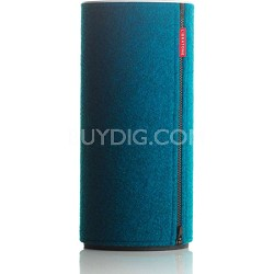LT-032-WW-1501 Zipp Speaker Cover - Petrol Blue