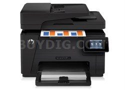 M177FW Wireless Laserjet Color Printer with Scanner, Copier and Fax - USED