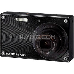 Optio RS1000 Digital Camera with 720p HD Video