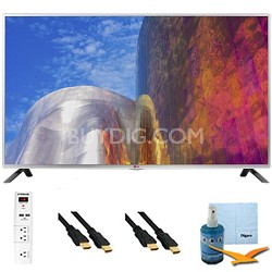 55LB5900 - 55-Inch Full HD 1080p HDTV 120Hz Plus Hook-Up Bundle