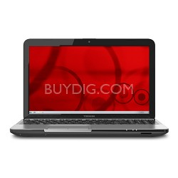 "Satellite 17.3"" S875D-S7232 Notebook PC - AMD Quad-Core A8-45000M Accel. Proc."