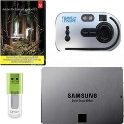 840 EVO-Series 500GB 2.5-Inch SATA III SSD - MZ-7TE500BW + Performance Bundle
