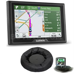 50LMT GPS Navigator (US Only) Universal GPS Navigation Dash-Mount Bundle