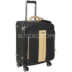 """Black Label Hommage III Softside 20"""" Spinner Suitcase"""
