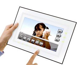 """EasyShare M1020 10"""" Digital Picture Frame"""