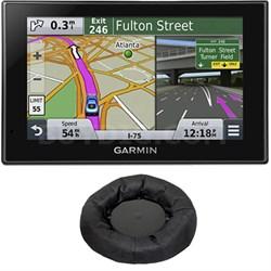 "nuvi 2599LMT Advanced Series 5"" GPS Navigation System Dash-Mount Bundle"