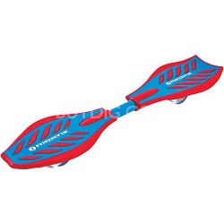 RipStik Bright Caster Board Skateboard - Red/blue
