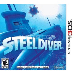 Steel Diver for 3DS