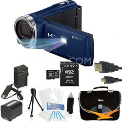HDR-PJ340/LI Full HD 60p Camcorder w/ built-in Projector Kit