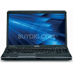 "Satellite 15.6"" A665-3DV8 Notebook PC"