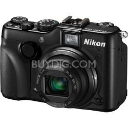 COOLPIX P7100 Digital Camera w/ 7.1x Zoom
