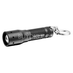 K3 Keychain Flashlight - Black