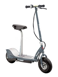 E300S Seated Electric Scooter - Gray - 13116214