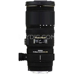 70-200mm f/2.8 APO EX DG HSM OS FLD Zoom Lens for Canon DSLR Camera