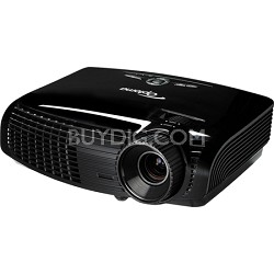 HD131Xe, HD (1080p), 2500 ANSI Lumens 3D Home Theater Projector Refurbished