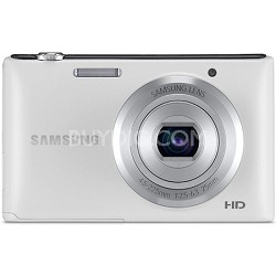 ST72 Digital Camera - White - OPEN BOX