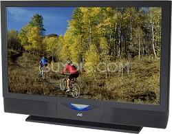"""HD-61Z585 HD-ILA 61"""" HDTV LCoS Rear Projection TV (Black)"""