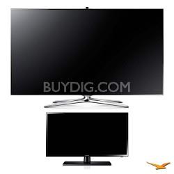 """UN46F7500 46"""" 1080p 240hz 3D Smart WiFi LED HDTVand 29"""" LED HDTV Bundle"""