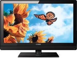 24 inch ATSC Digital LED TV/Monitor with HDMI Input