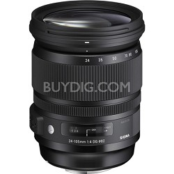 24-105mm F/4 DG OS HSM Lens for Canon
