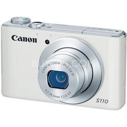 PowerShot S110 White  Digital Camera (ships in 3 to 5 days)
