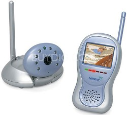 Baby's Quiet Sounds Color Handheld Video Monitor