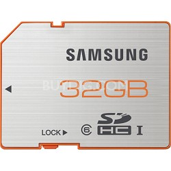 SD Plus Ultra High Speed 32GB Class 6 Memory Card