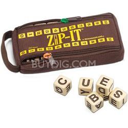 Zip-It Word Game - 24 cubes - ZIP001