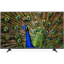55UF6800 - 55-Inch 120Hz 4K Ultra HD Smart LED TV - OPEN BOX