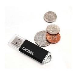 Diesel 8GB USB 2.0 Flash Drive (OCZUSBDSL8G)
