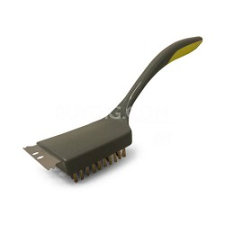 Cross Action Grill Cleaning Brush, Black - CCB-395