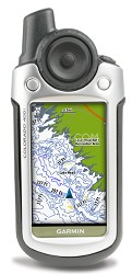 Colorado 400i Personal Handheld GPS Navigator w/ US Lakes Preloaded