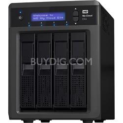 My Cloud EX4 8TB Personal Cloud Storage