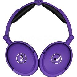 True Fidelity Musician's Choice Headphones - Purple