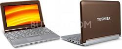 NB305-N440BN 10.1-Inch Netbook -  Java Brown - Open Box
