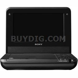 DVPFX750- 7 Inch Portable DVD Player - ***AS IS ***