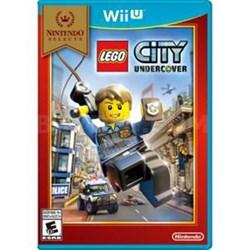 N S Lego City Undercover WiiU