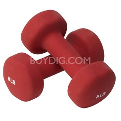HW8 Hand Weights - 8 Lbs. each/ 16 lb. pair