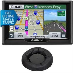 "nuvi 58LMT 5"" Essential Series 2015 GPS Navigation System Maps & Traffic Bundle"