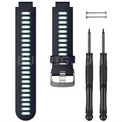 Forerunner 735XT Watch Band - Midnight Blue/Black (010-11251-0P)