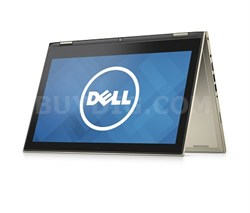 """Inspiron 13 13.3""""  Touch i7359-8406GD Intel Core i7-6500U 2 in 1 Notebook"""